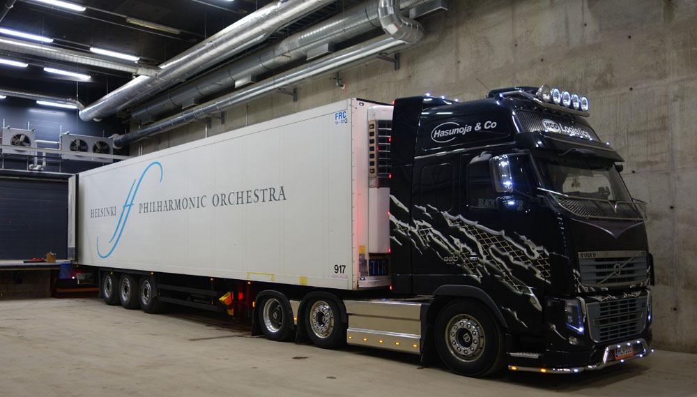 Helsinki Philharmonic Truck