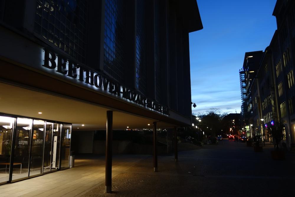 Stuttgart - Nimekäs sali