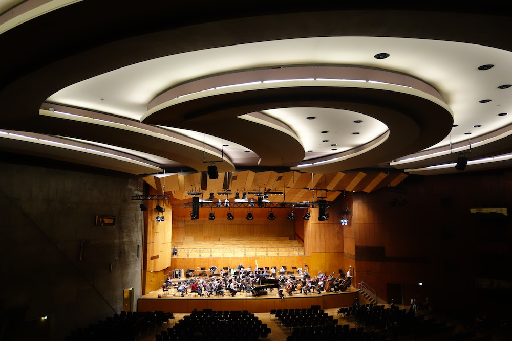 Stuttgart - Beethoven-Mozart-Silcher-Saal