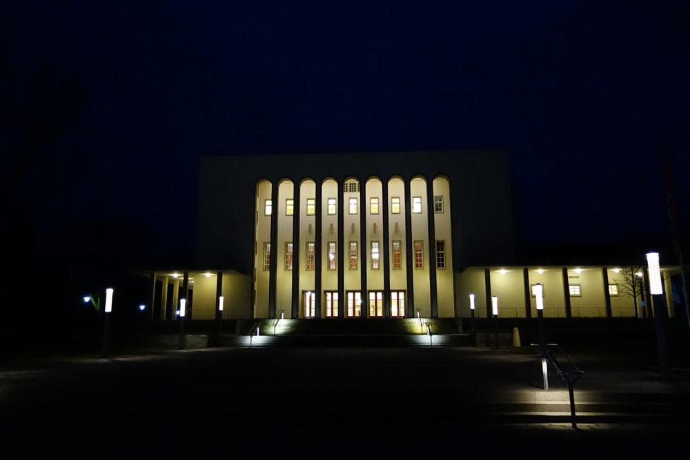 Bielefeld - Rudolf-Oetker-Halle