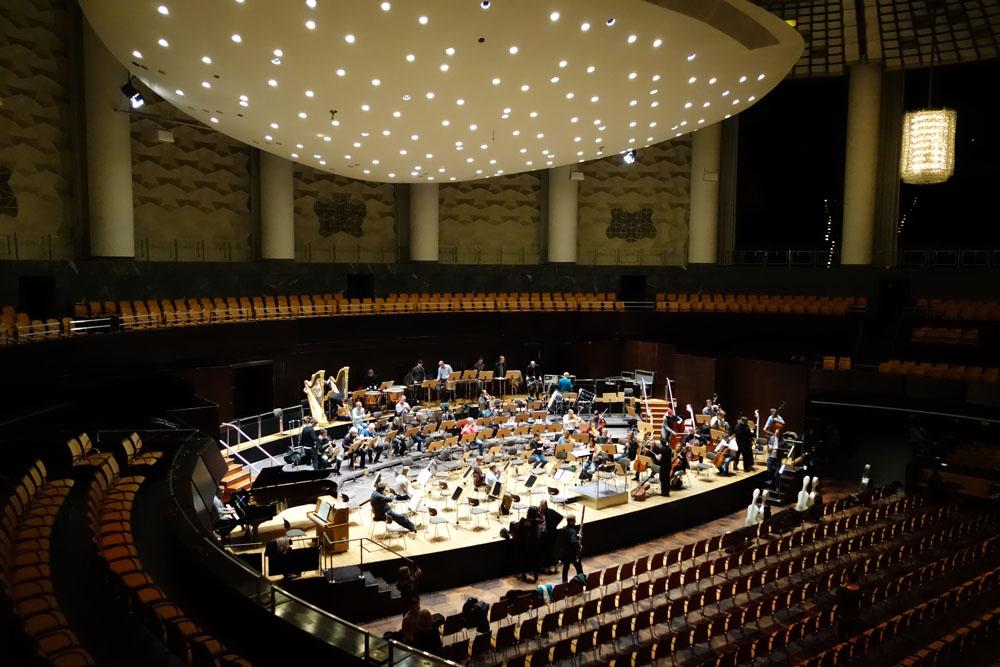 Hannover - Kuppelsaal